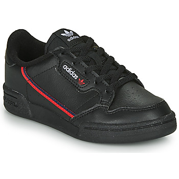 Schuhe Kinder Sneaker Low adidas Originals CONTINENTAL 80 C Schwarz