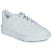Schuhe Kinder Sneaker Low adidas Originals Novice C Weiss
