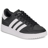 Schuhe Kinder Sneaker Low adidas Originals Novice J Schwarz / Weiss