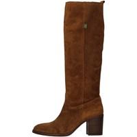 Schuhe Damen Klassische Stiefel Dakota Boots DKT 8 CA BROWN
