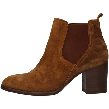 Schuhe Damen Low Boots Dakota Boots DKT 5 CA BROWN