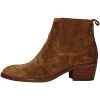 Schuhe Damen Low Boots Dakota Boots DKT 73 CA BROWN