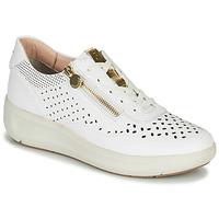 Schuhe Damen Sneaker Low Stonefly ROCK 10 Weiss