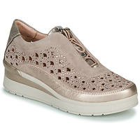 Schuhe Damen Sneaker Low Stonefly CREAM 22 Beige / Gold