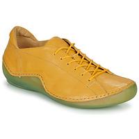 Schuhe Damen Sneaker Low Think KAPSL Gelb / Grün