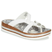 Schuhe Damen Sandalen / Sandaletten Think ZEGA Weiss