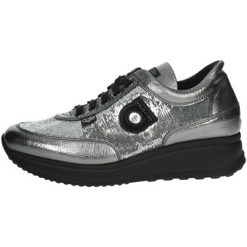 Schuhe Damen Sneaker Low Agile By Ruco Line 1304 Stahlgrau