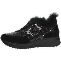 Schuhe Damen Sneaker Low Agile By Ruco Line 1304 Schwarz