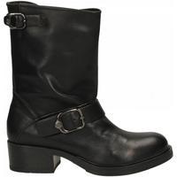 Schuhe Damen Klassische Stiefel Carmens Padova SASHA YOUTH Exor nero