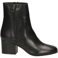 Schuhe Damen Low Boots Carmens Padova HANNA WAY Glove nero