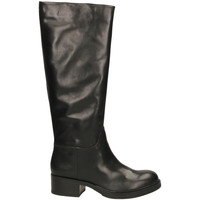 Schuhe Damen Klassische Stiefel Carmens Padova SASHA RIDE Exor nero