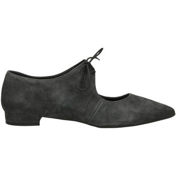 Schuhe Damen Pumps Andrea Zali CAMOSCIO nero