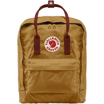 Taschen Rucksäcke Fjallraven KANKEN 166-326-acorn-ox-red