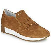Schuhe Damen Sneaker Low Myma MOLISSA Cognac