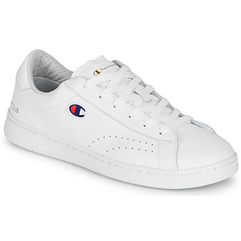 Schuhe Herren Sneaker Low Champion COURT CLUB PATCH Weiss