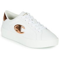 Schuhe Damen Sneaker Low Champion ERA GEM Weiss / Bronze
