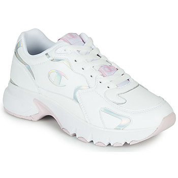 Schuhe Damen Sneaker Low Champion CWA ECLIPSE Weiss
