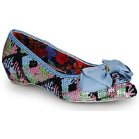 Schuhe Damen Ballerinas Irregular Choice MINT SLICE Rose / Blau