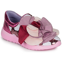 Schuhe Damen Sneaker Low Irregular Choice RAGTIME RUFFLES Rose