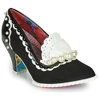 Schuhe Damen Pumps Irregular Choice SEASIDE PADDLE Schwarz