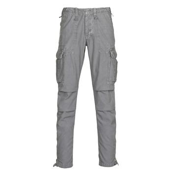 Kleidung Herren Cargo Hosen Le Temps des Cerises MIRADO Grau