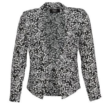 Kleidung Damen Jacken / Blazers Le Temps des Cerises OPAL Schwarz