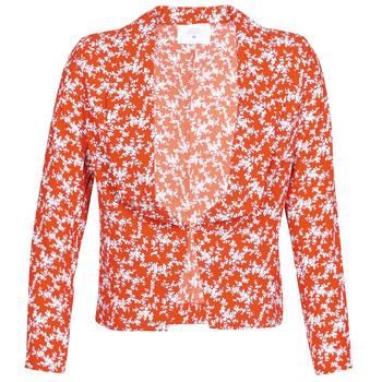 Kleidung Damen Jacken / Blazers Le Temps des Cerises KARMA Lila / violett / rot