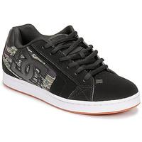 Schuhe Herren Sneaker Low DC Shoes NET SE Schwarz / Camouflage