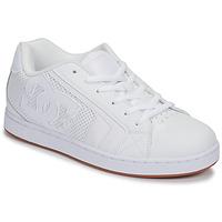 Schuhe Herren Sneaker Low DC Shoes NET Weiss