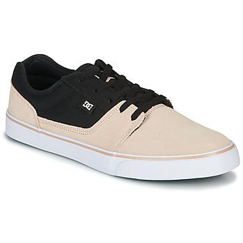Schuhe Herren Sneaker Low DC Shoes TONIK Beige / Schwarz