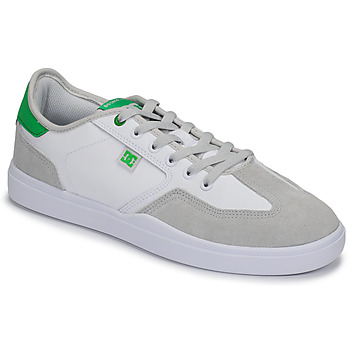 Schuhe Herren Sneaker Low DC Shoes VESTREY Weiss / Grün
