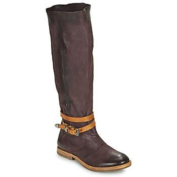 Schuhe Damen Klassische Stiefel Airstep / A.S.98 ZEPORT HIGH Violett