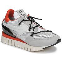 Schuhe Damen Sneaker Low Airstep / A.S.98 DENASTAR Weiss / Rot