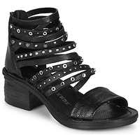 Schuhe Damen Sandalen / Sandaletten Airstep / A.S.98 KENYA Schwarz