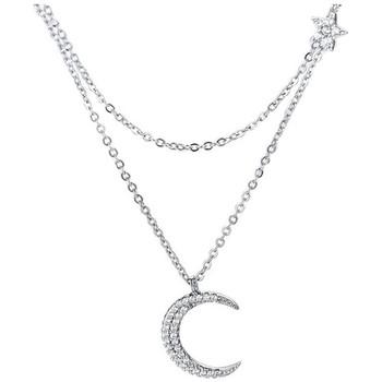 Uhren & Schmuck Damen Collier Blue Pearls CRY C2064 J Multicolor