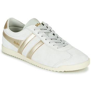 Schuhe Damen Sneaker Low Gola BULLET PEARL Weiss / Gold
