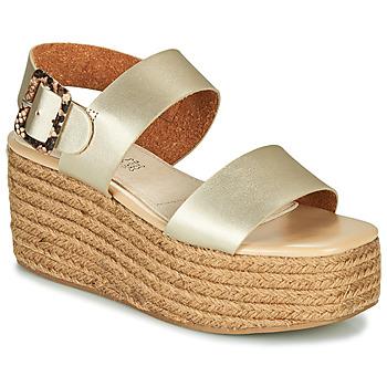 Schuhe Damen Sandalen / Sandaletten MTNG GARISSAN Gold