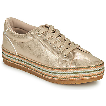Schuhe Damen Sneaker Low MTNG  Gold