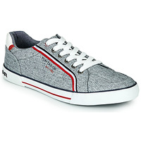 Schuhe Herren Sneaker Low Tom Tailor 8080810 Grau