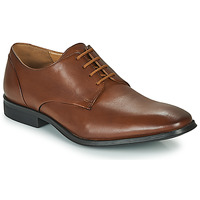 Schuhe Herren Derby-Schuhe Clarks GILMAN PLAIN Braun