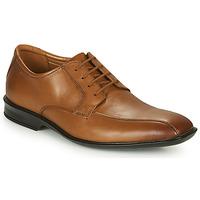Schuhe Herren Derby-Schuhe Clarks BENSLEY RUN Braun