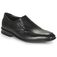 Schuhe Herren Derby-Schuhe Clarks BENSLEY STEP Schwarz