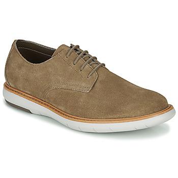 Schuhe Herren Derby-Schuhe Clarks DRAPER LACE Beige