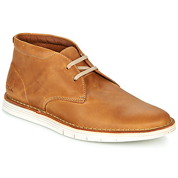 Schuhe Herren Derby-Schuhe Clarks FORGE STRIDE Braun