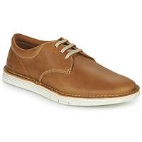 Schuhe Herren Derby-Schuhe Clarks FORGE VIBE Braun