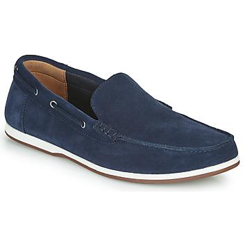 Schuhe Herren Bootsschuhe Clarks MORVEN SUN Marine
