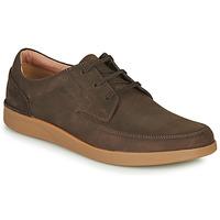 Schuhe Herren Derby-Schuhe Clarks OAKLAND CRAFT Braun