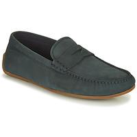 Schuhe Herren Slipper Clarks REAZOR PENNY Marine