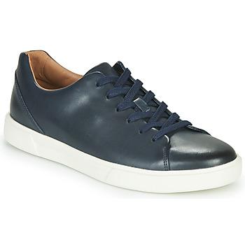 Schuhe Herren Sneaker Low Clarks UN COSTA LACE Marine