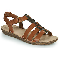 Schuhe Damen Sandalen / Sandaletten Clarks BLAKE JEWEL Camel